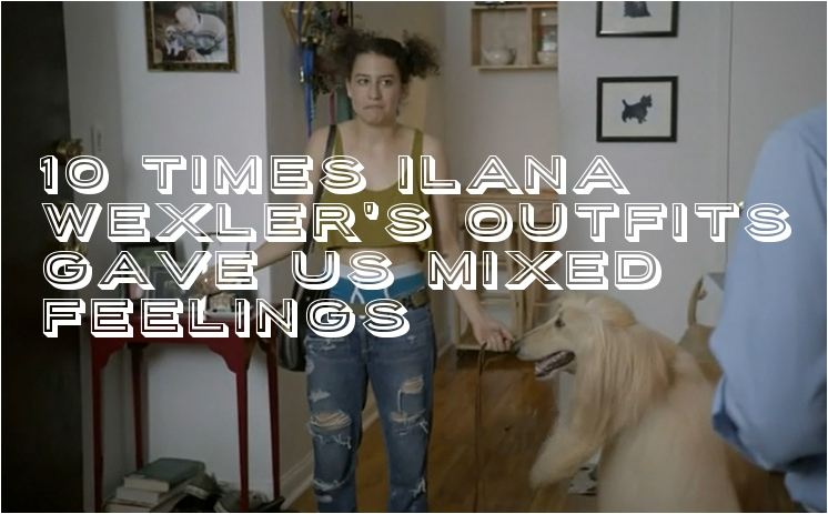 Ilana Wexler Outfits & 10 Best Broad City Looks + GIFs From Season 1