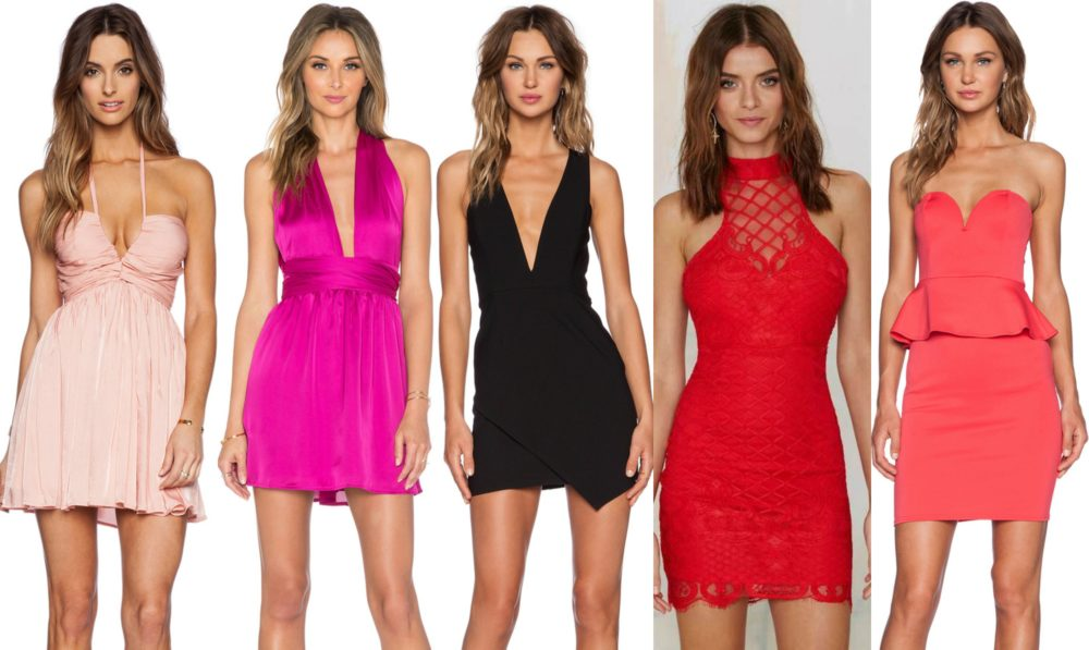 Valentine's Day Color Guide: What Is Your Dress Saying About You?