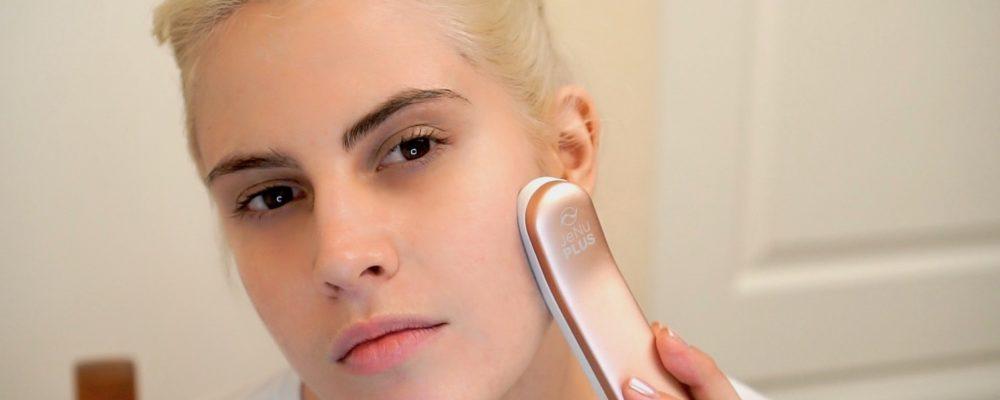 Skincare Routine 2017 - Dry Skin -JeNu Plus Ultrasonic Infuser - Creation Despite