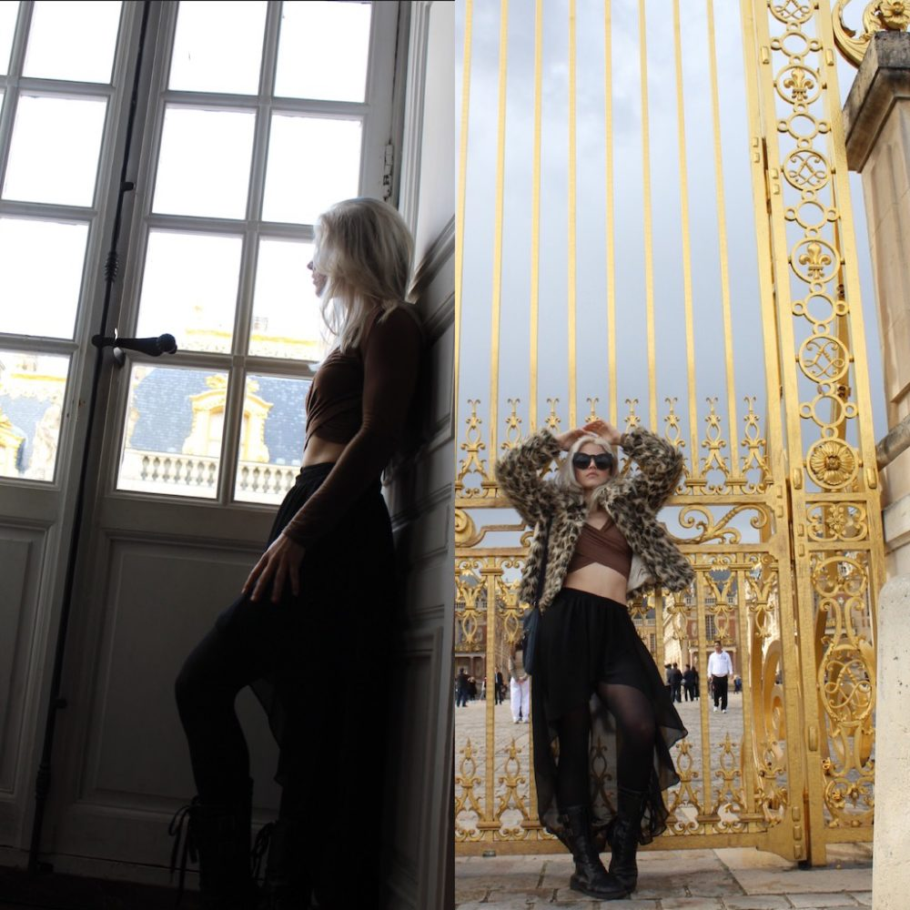 Feeling Right At Home At The Palace Of Versailles