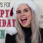3 Tips For A Happy Holiday Skincare Routine (with Video)