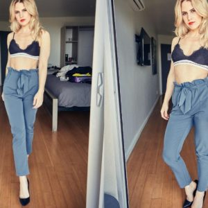 One High Waist Trouser Style Every Woman Needs In Her Closet