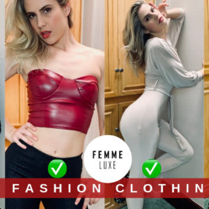 Femme Luxe Spring Fashion Clothing Haul