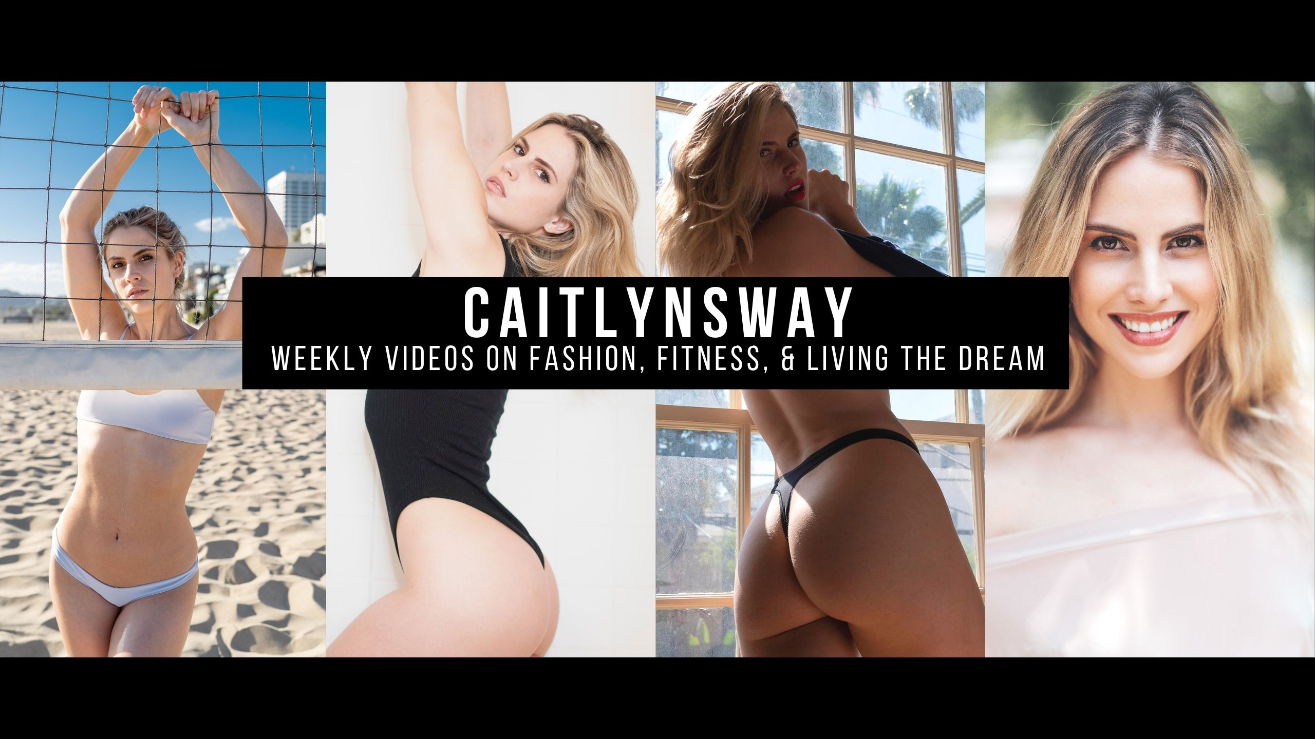 Caitlyn Sway - Model, Actress, Voice, & Youtube Personality
